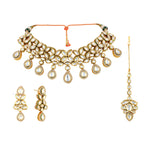 Heaven Kundan necklace set