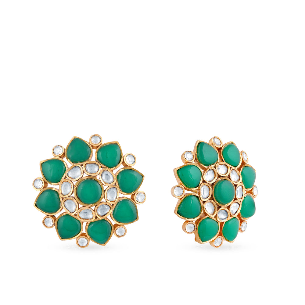 Adaline stud earrings