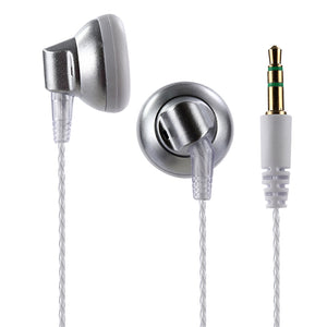 Fashion Sport Stereo Bass Headphones In-ear Headset Earphone without Mic Gift