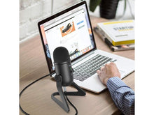 Load image into Gallery viewer, FIFINE USB Microphone for Recording/Streaming/Gaming,professional microphone for PC,Mic Headphone Output&Volume Control-K678