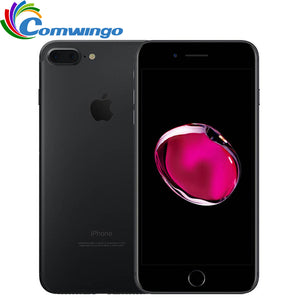 Apple iPhone 7 Plus iPhone 7 3GB RAM 32/128GB/256GB ROM IOS 10 Cell Phone 12.0MP Camera Quad-Core Fingerprint 12MP 2910mA