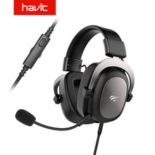 Load image into Gallery viewer, HAVIT Wired Headset Gamer PC 3.5mm PS4 Headsets Surround Sound & HD Microphone Gaming Overear Laptop Tablet Gamer
