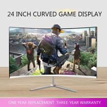 Load image into Gallery viewer, 24/32 Inch LCD Monitor For Computer 144Hz PC Desktop  Home Office Monitoring HD  Screen Full Color Display Game Without Borders
