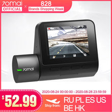 Load image into Gallery viewer, Original 70mai Dash Cam Pro 1944P Speed & Coordinates GPS ADAS 70mai Pro Car Dash Camera WiFi DVR English Control 24H Parking