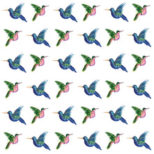 Load image into Gallery viewer, Highflying Hummingbirds (Organic Cotton)