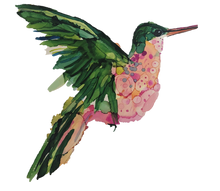 Load image into Gallery viewer, Highflying Hummingbirds