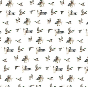 Diving Ducks (Organic Cotton)