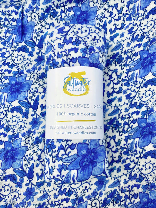 Charming Chinoiserie (Organic Cotton)