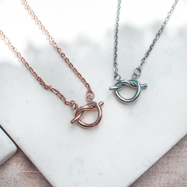 AC Original Love Knot Necklace