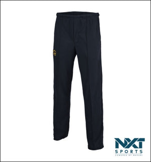 UNISEX COLOURED PLAYING TROUSERS (BLACK)