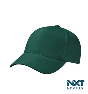 COTTON DRILL CAP (EMERALD GREEN)