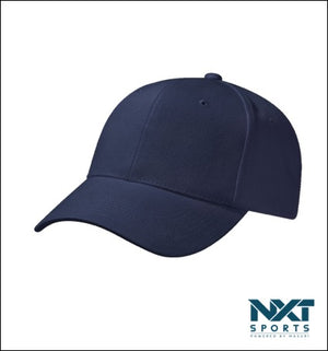 COTTON DRILL CAP (NAVY)