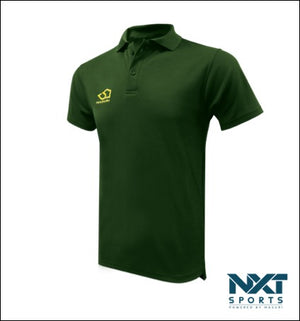 MENS POLO SHIRT (BOTTLE GREEN)