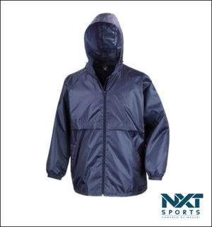 UNISEX RAINCOAT (NAVY)