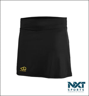LADIES SKORT (BLACK)