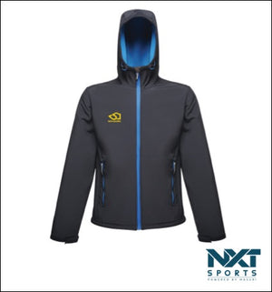 MENS SOFTSHELL JACKET (NAVY)
