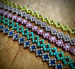 February 20, 12:30-3:00 Tennis Bracelet Class $20.00 plus supplies