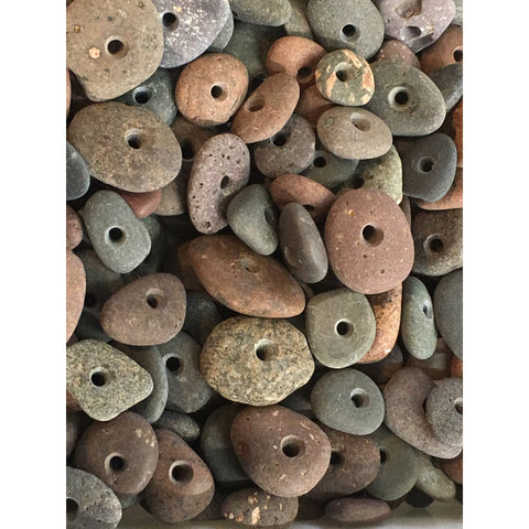 Medium Lake Superior beach stone beads