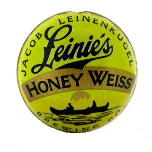 Leinies  Honey Weiss Bottle Cap Bead