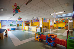 Indoor Play Area - Sano3Med Pro sanificatore all'Ozono - linea Business