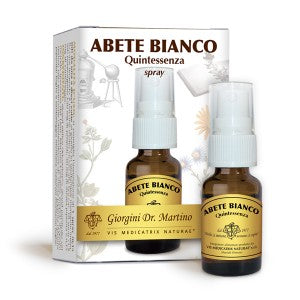 Abete Bianco 15ml spray - Viviecologicalmente