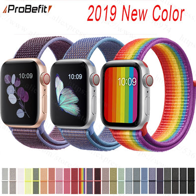 Band For Apple Watch Series 3/2/1 38MM 42MM Nylon