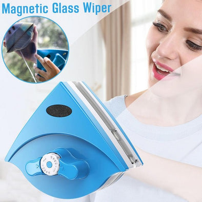 Home Magnetic Window Wiper Glass Cleaner