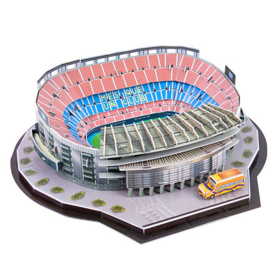 3D three-dimensional Puzzle World  Football Stadium