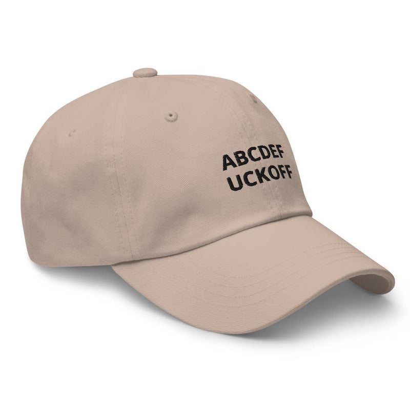 ABCDEFUCKOFF, Dad Hat