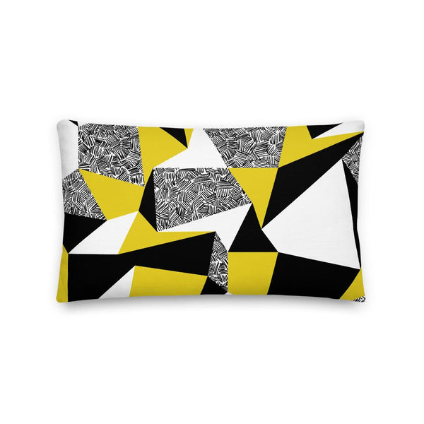 Abstract 1, Pillow + Cover
