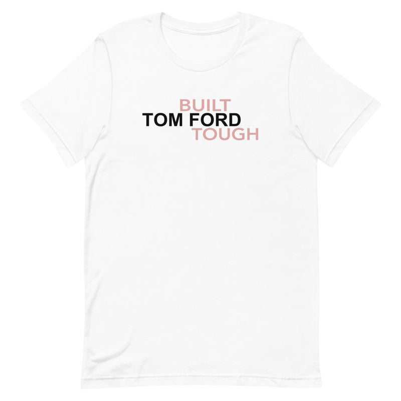 built TOM FORD tough, Ryan Tee | Soap Dropper