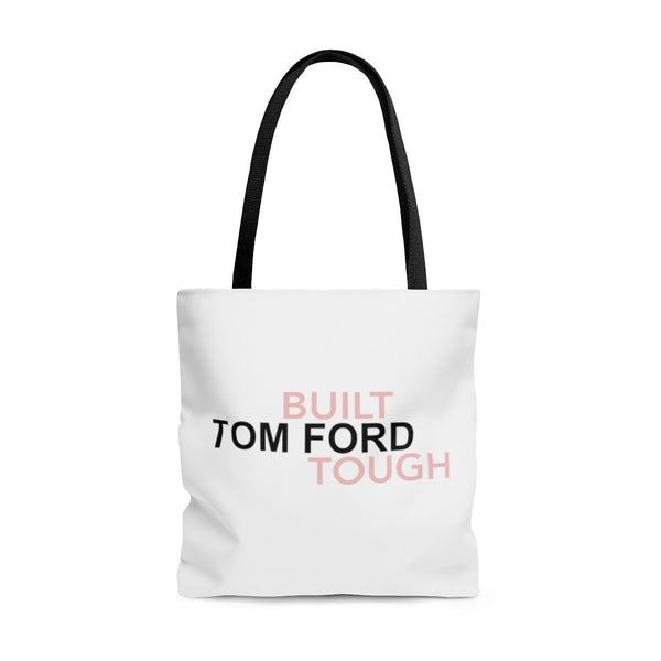 Built Tom Ford Tough, Tote Bag - Soap Dropper