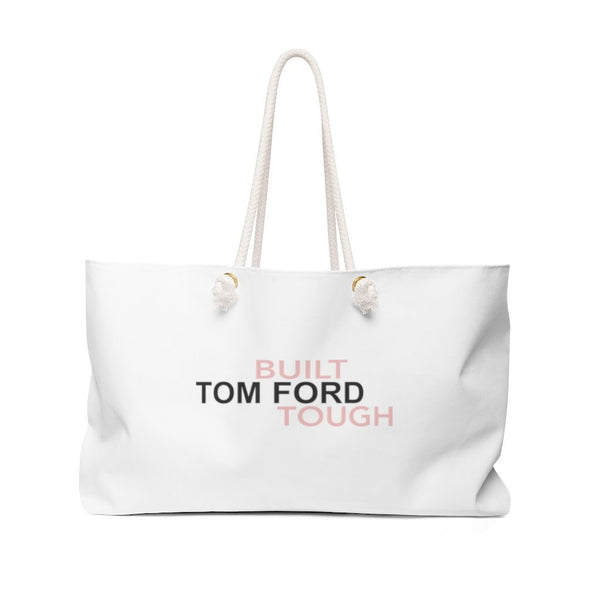 Built Tom Ford Tough, Weekender Bag - Soap Dropper