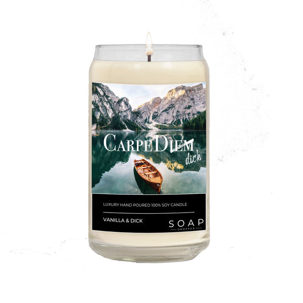 Carpe Dick, Soy Candle