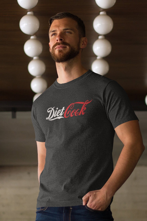 Diet Cock, Vintage Ryan Tee - Soap Dropper