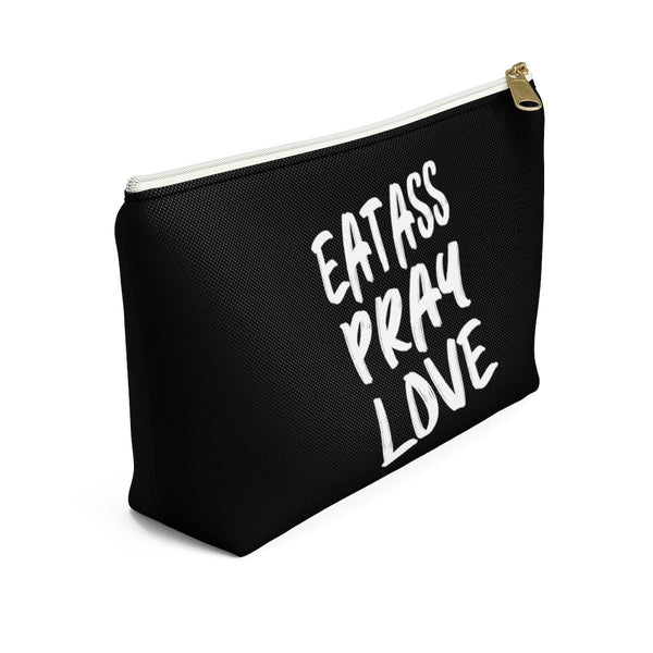 Eat Ass Pray Love, Accessory Bag - Soap Dropper