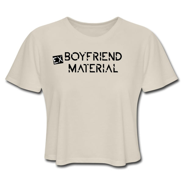 Ex Boyfriend Material, Crop Top | Soap Dropper