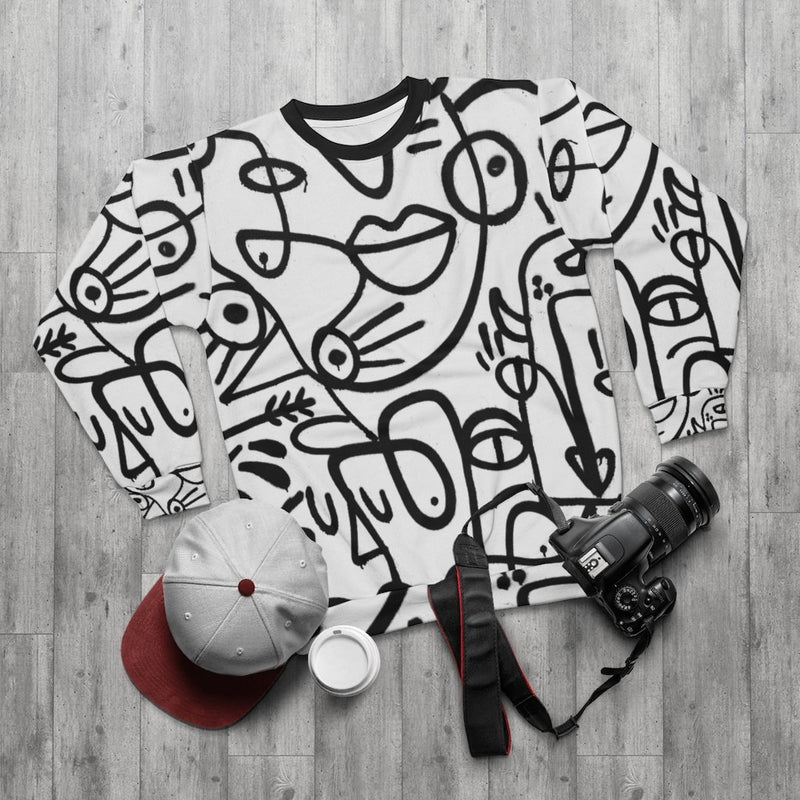 Graffiti, Sweatshirt