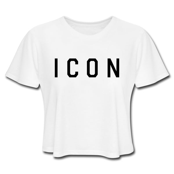 Icon, Crop Top | Soap Dropper