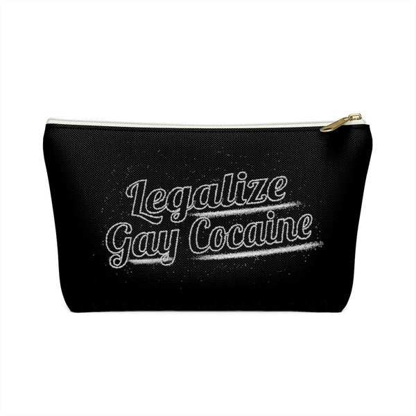 Legalize Gay Cocaine, Accessory Bag - Soap Dropper