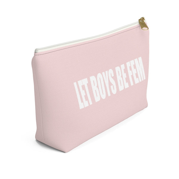 Let Boys Be Fem, Accessory Bag - Soap Dropper