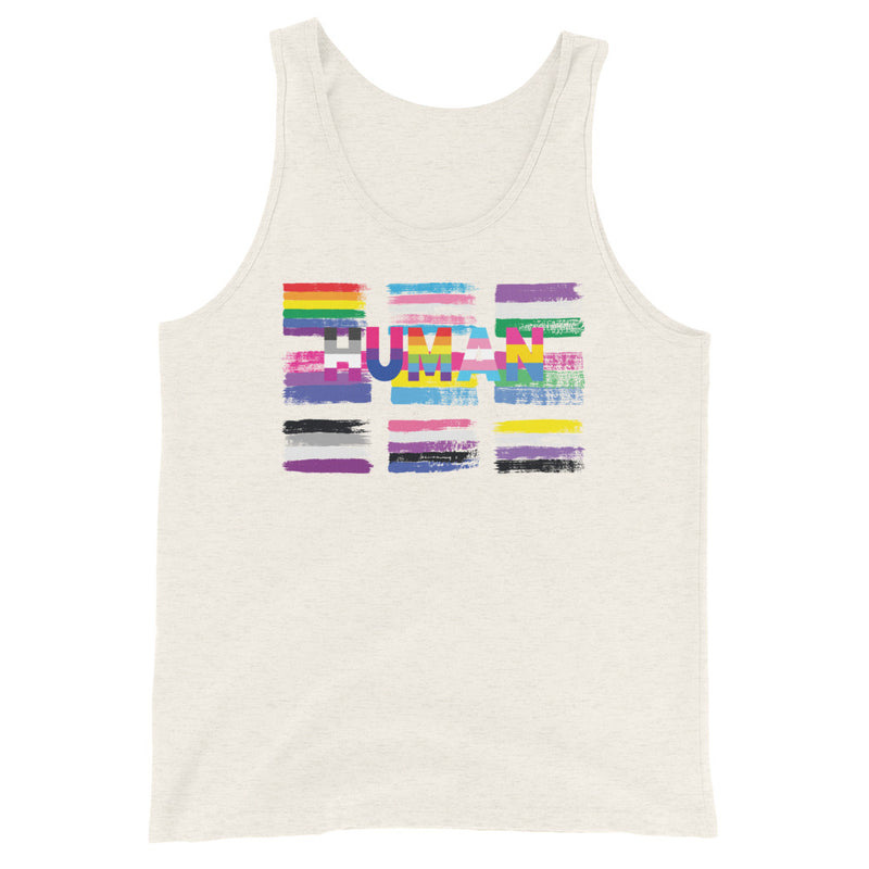 Human Pride Flag, Joshua Tank - Soap Dropper