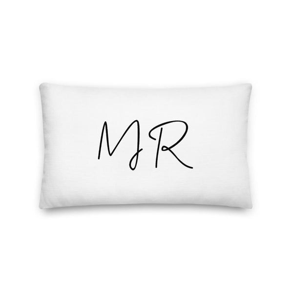 MR, Pillow + Cover - Soap Dropper