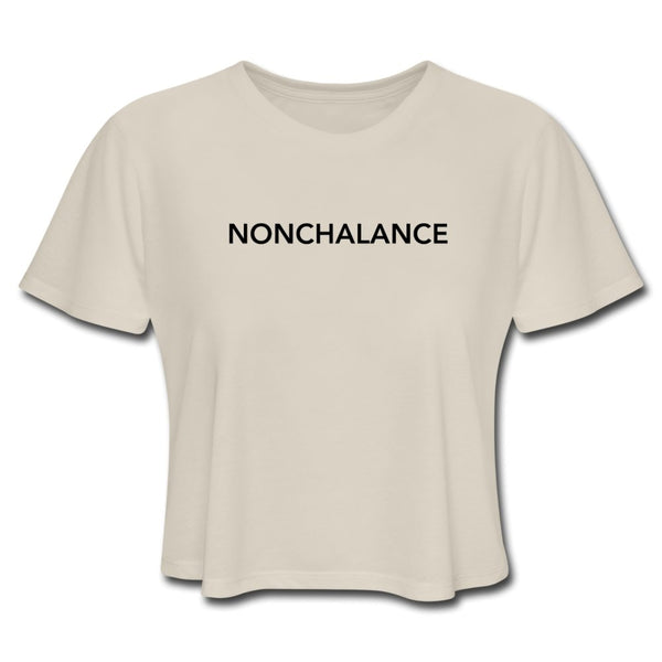 Nonchalance, Crop Top | Soap Dropper
