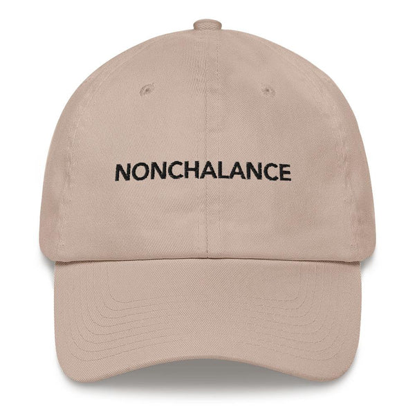 Nonchalance, Dad hat - Soap Dropper