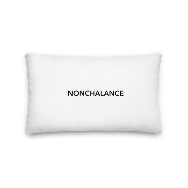 Nonchalance, Pillow + Cover - Soap Dropper