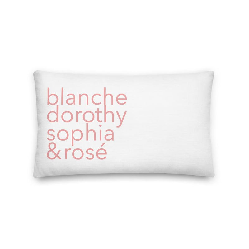 & rosé, Pillow + Cover - Soap Dropper