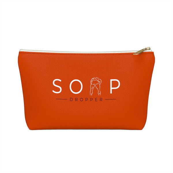 Soap Dropper Logo, Accessory Bag - Soap Dropper
