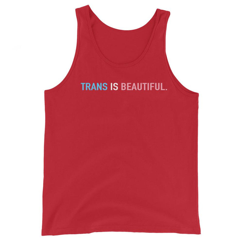 Trans Is Beautiful, Joshua Tank - Soap Dropper