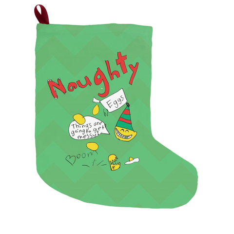 Naughty - Christmas Stockings